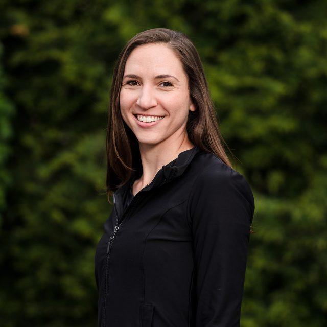 Dr. Adrienne Jensen, DPT, CSCS